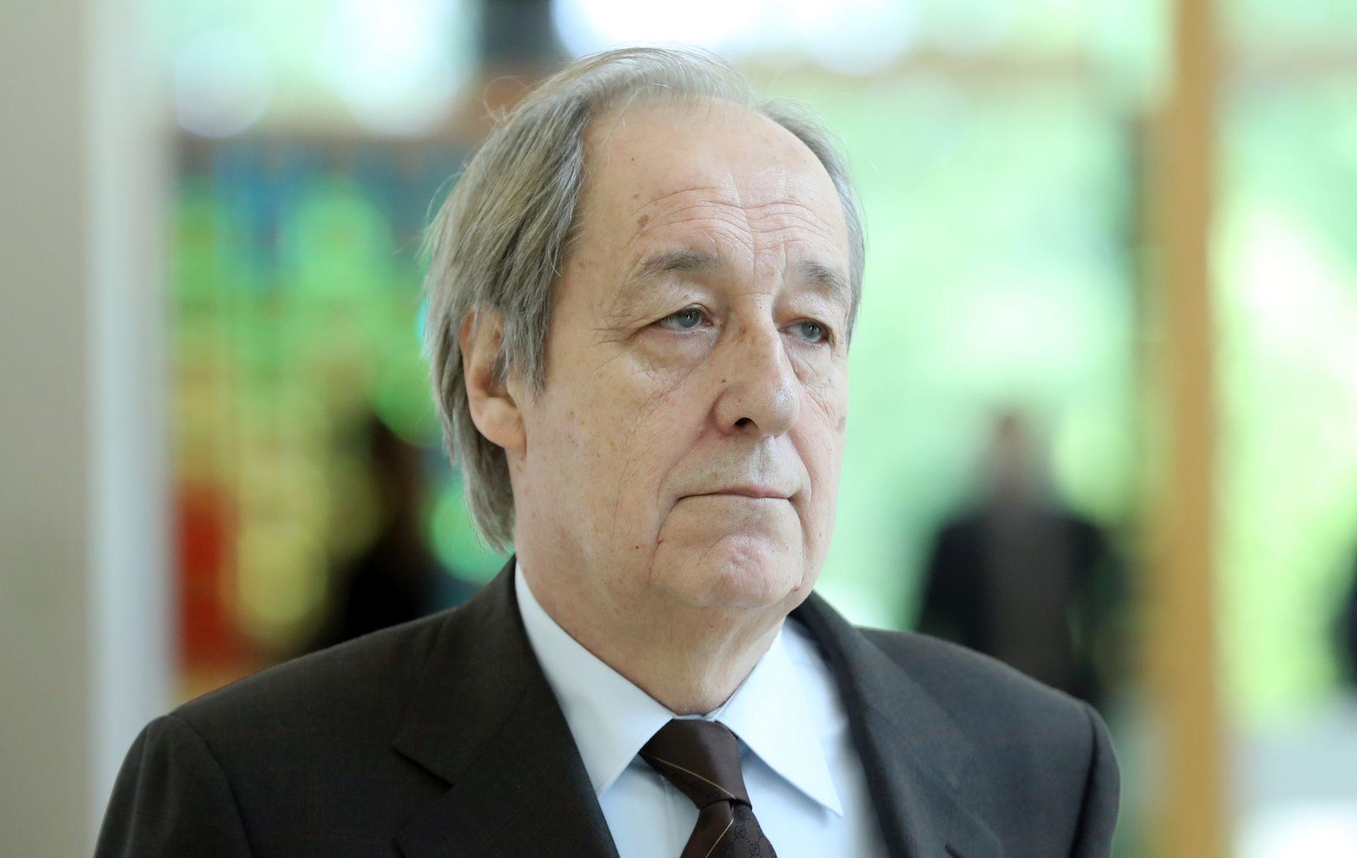 """RADIN """"Očekujem od HDZ-a da podrži SDP-ov prijedlog promjene Ustava"""""""