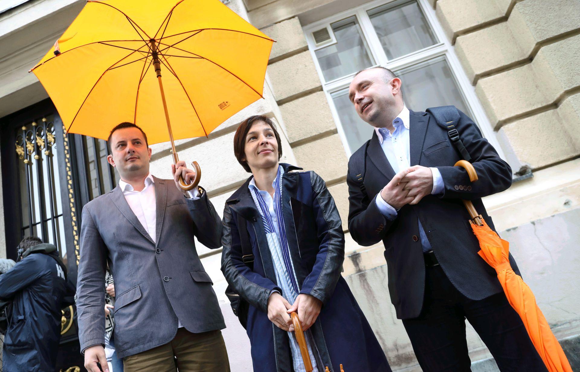 GONG 'Prvo rješavanje krize pa onda pauza – ako nema većine raspustiti Sabor'