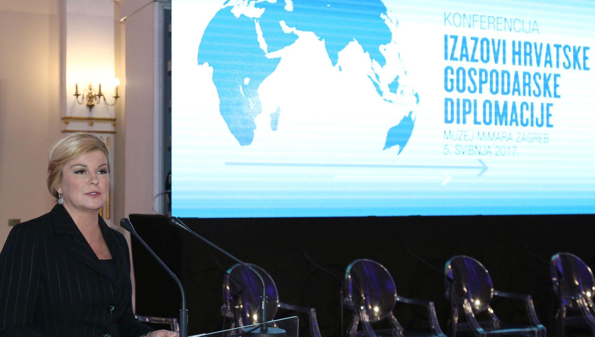 GRABAR-KITAROVIĆ 'Sporazum MVEP-a i HGK-a prvi je korak u modernizaciji diplomacije'