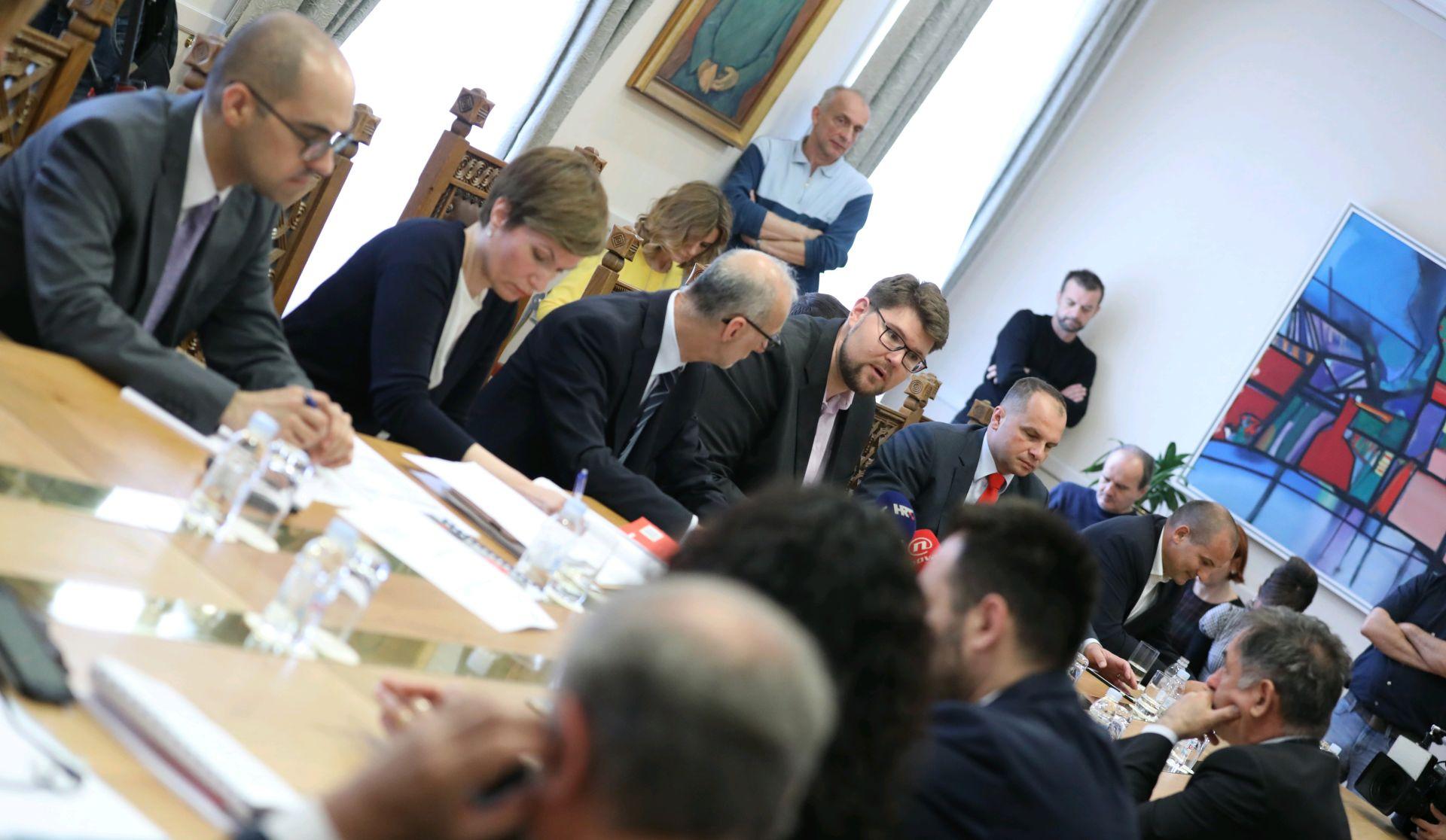 Odbor za Ustav o referendumskim pitanjima inicijative 'Narod odlučuje'