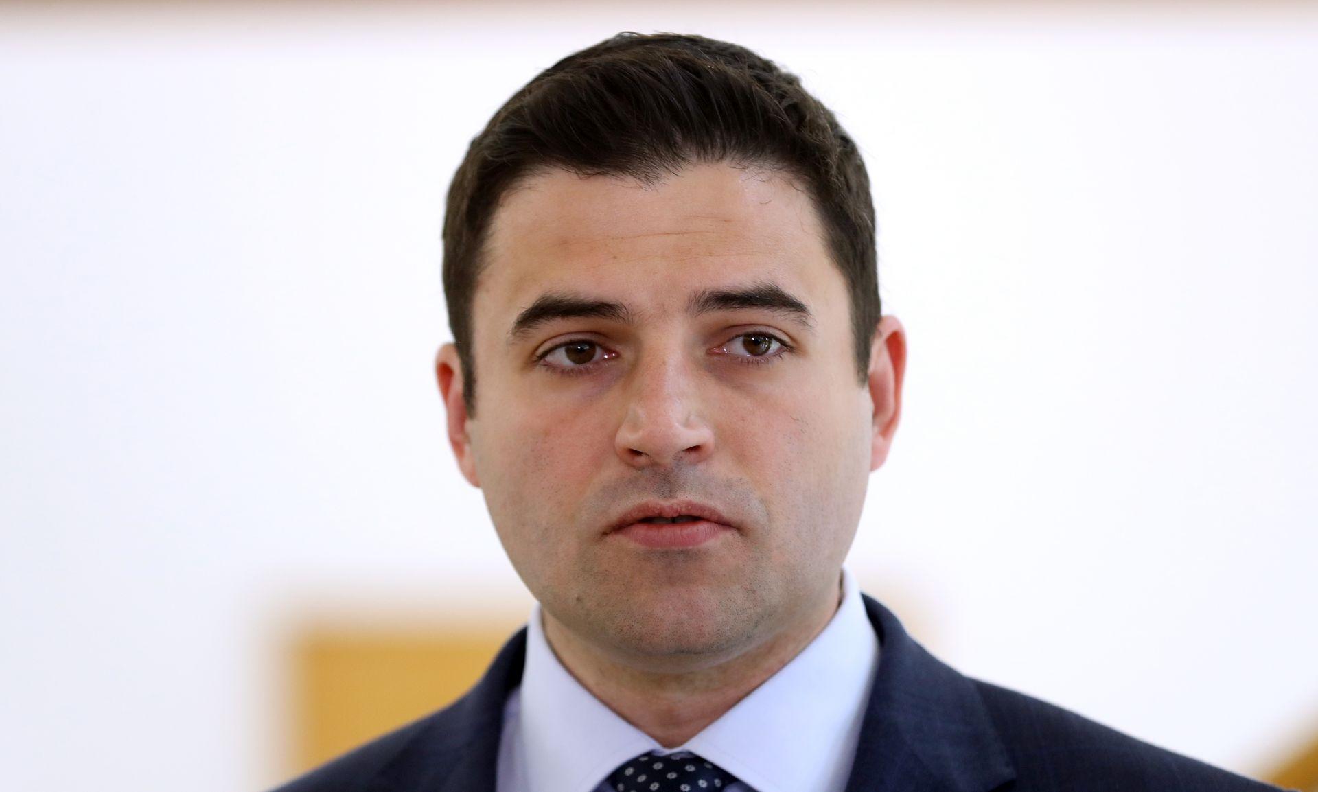 BERNARDIĆ 'Slavonija je ispitni test za Hrvatsku'