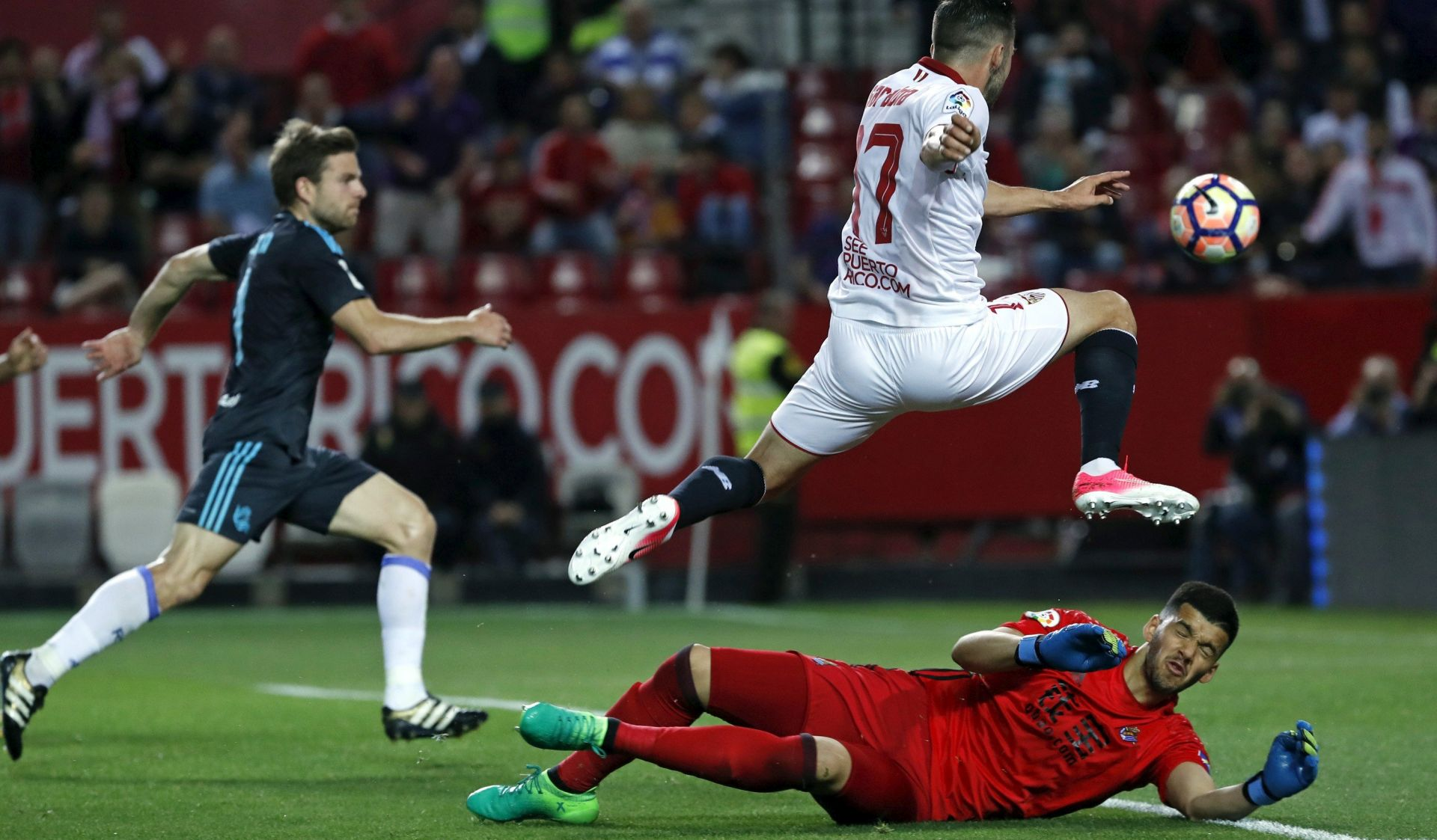 ŠPANJOLSKA Sevilla – Real Sociedad 1-1