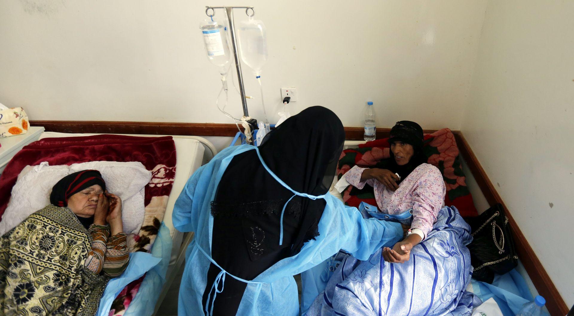 JEMEN Zbog epidemije kolere proglašeno izvanredno stanje u glavnom gradu
