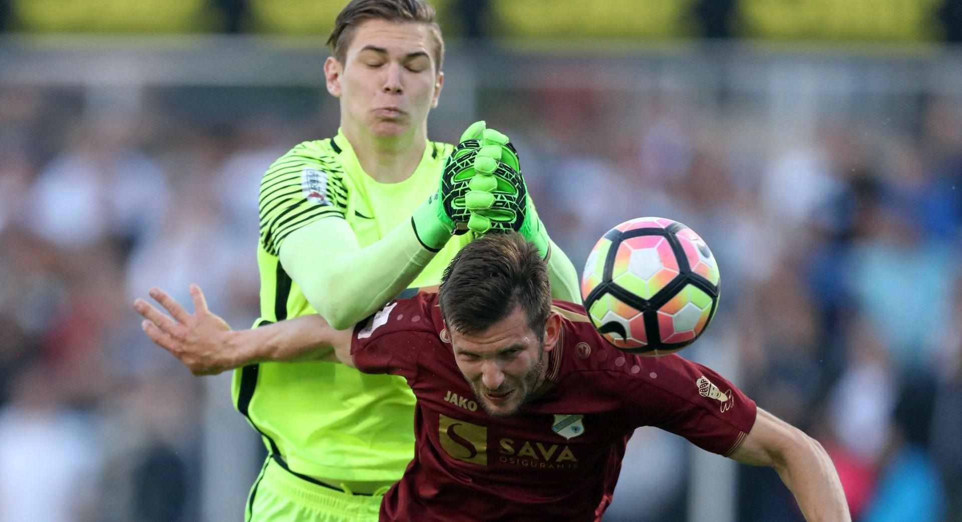 HNL Lokomotiva – Rijeka 1-0