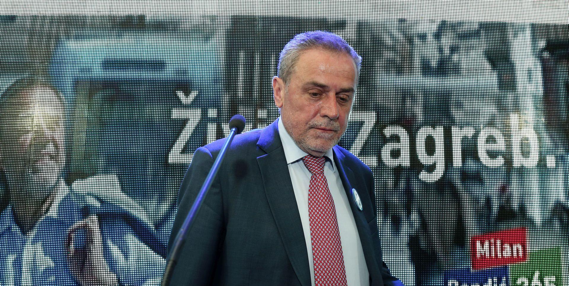 """Bandić poziva na """"veliku koaliciju"""" u zagrebačkoj Gradskoj skupštini"""