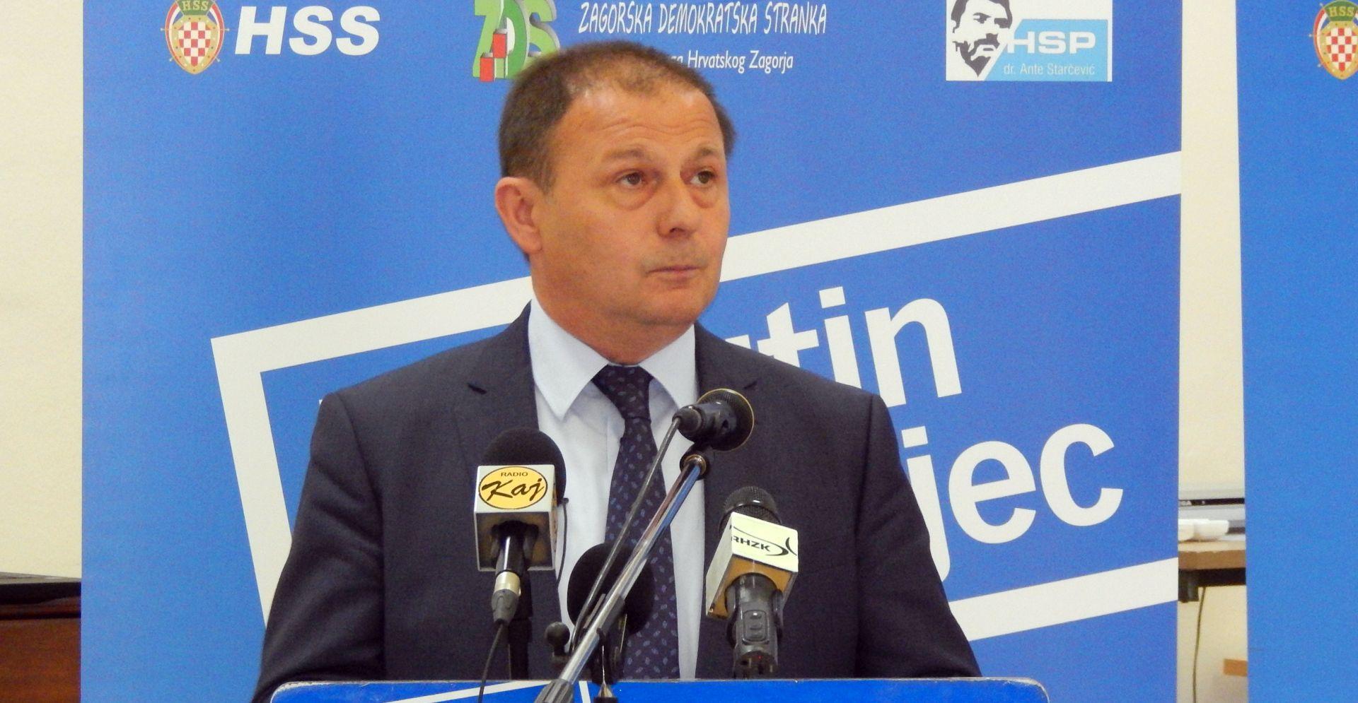 RANOGAJEC 'Zagorje treba zaposliti i osigurati pravednost i solidarnost'