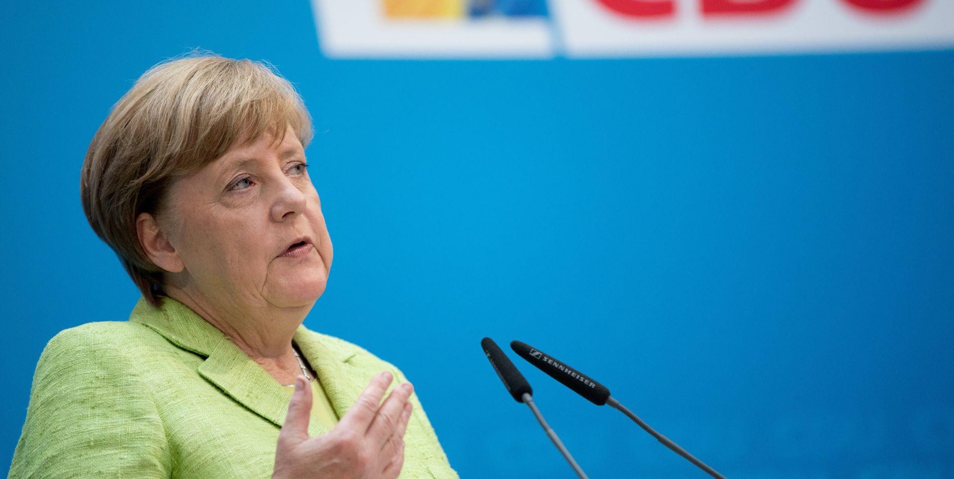 Merkel definitivno protiv referenduma o uvođenju smrtne kazne u Turskoj