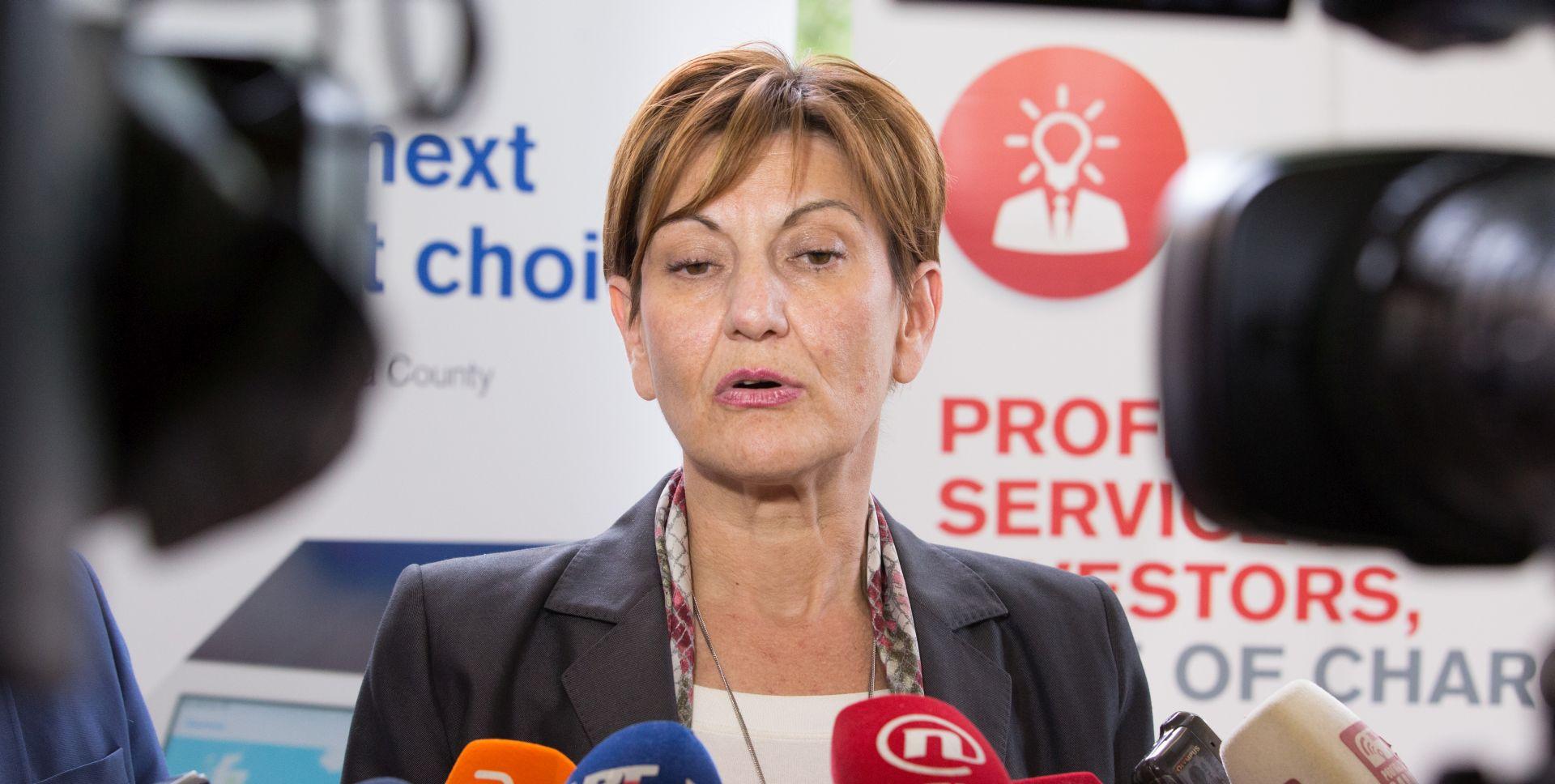 """DALIĆ """"Stanje pokazuje da ekonomsko vlasništvo Todorića ne postoji"""""""