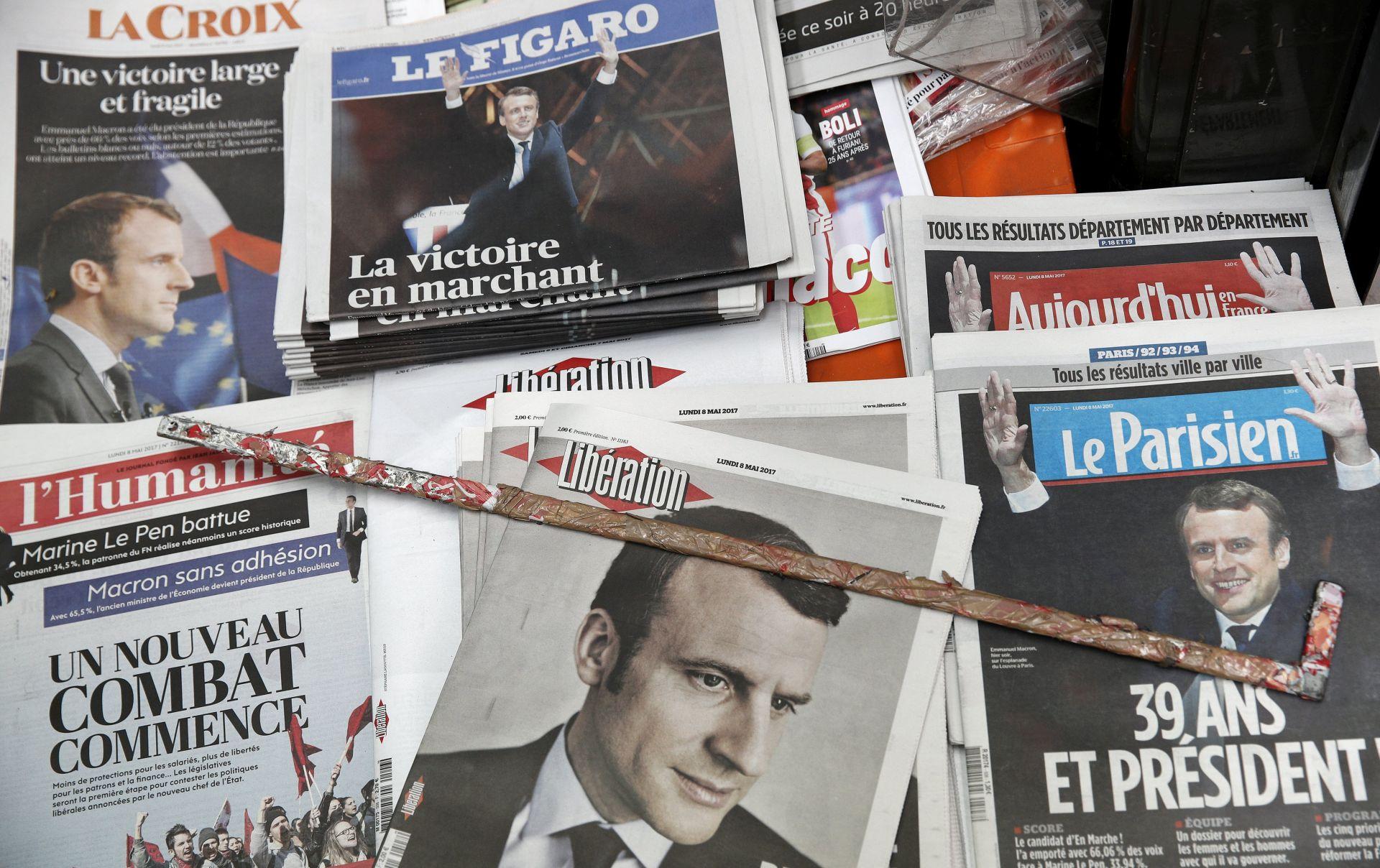 Macron otvoren za razgovore s konzervativcima