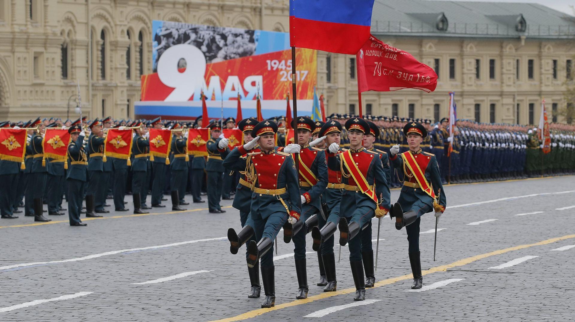 PUTIN 'Nema te sile koja može porobiti ruski narod'