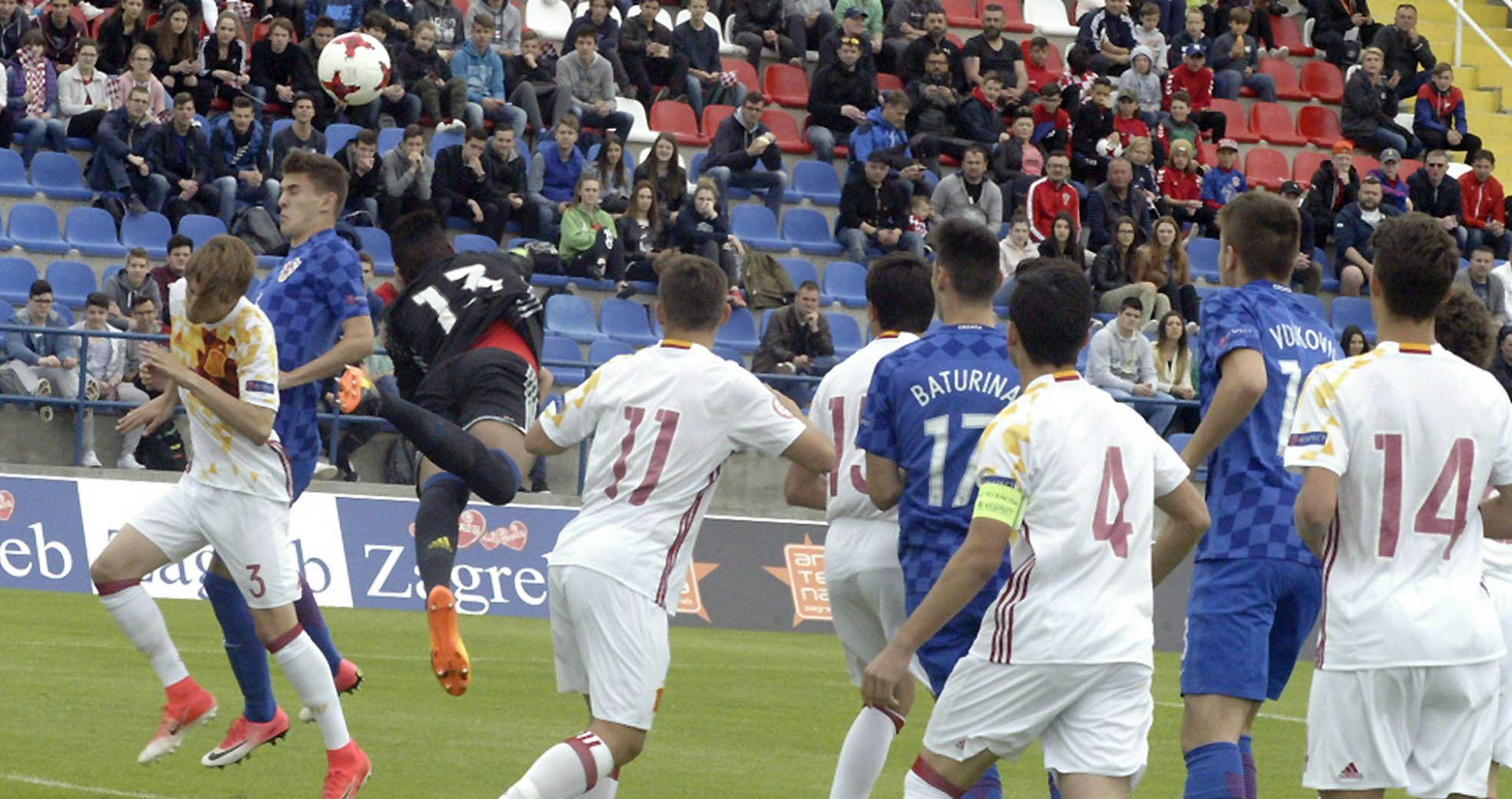EURO U-17 Španjolska u polufinalu