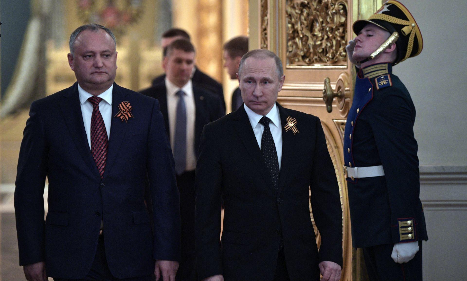 Putin kaže da otpuštanje Comeya neće utjecati na američko-ruske odnose