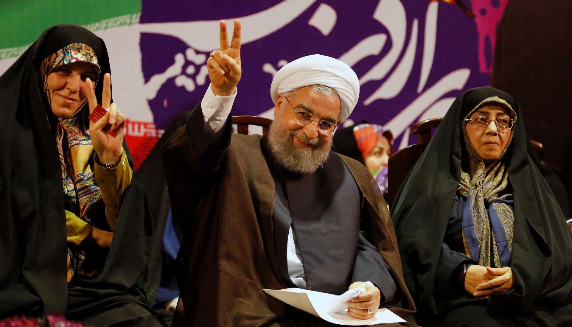 Iran tvrdi  da uhićenja u Beču imaju cilj naškoditi Rouhanijevom posjetu Europi