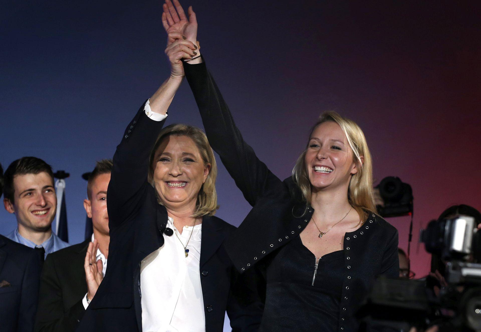 Marion Le Pen se povlači iz politike