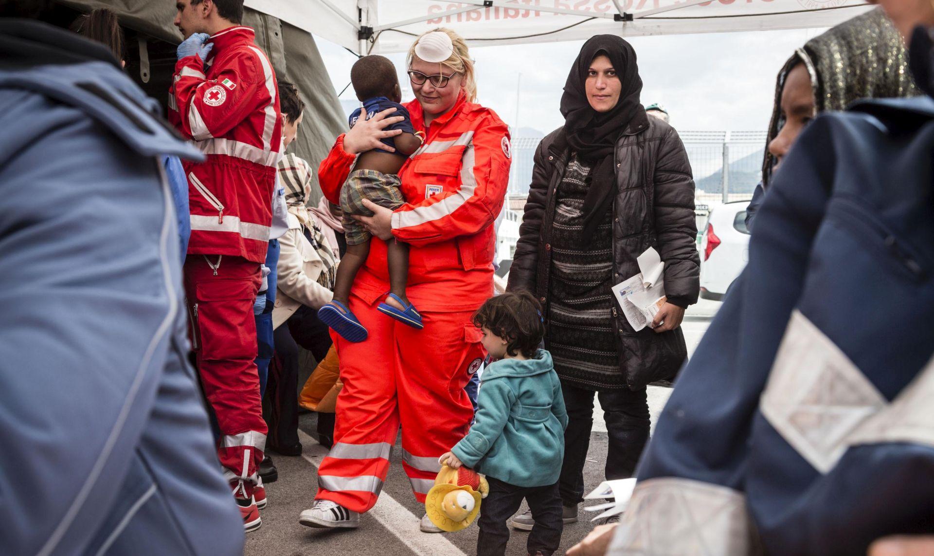 U dva dana u Sredozemnom moru spašeno 5000 migranata