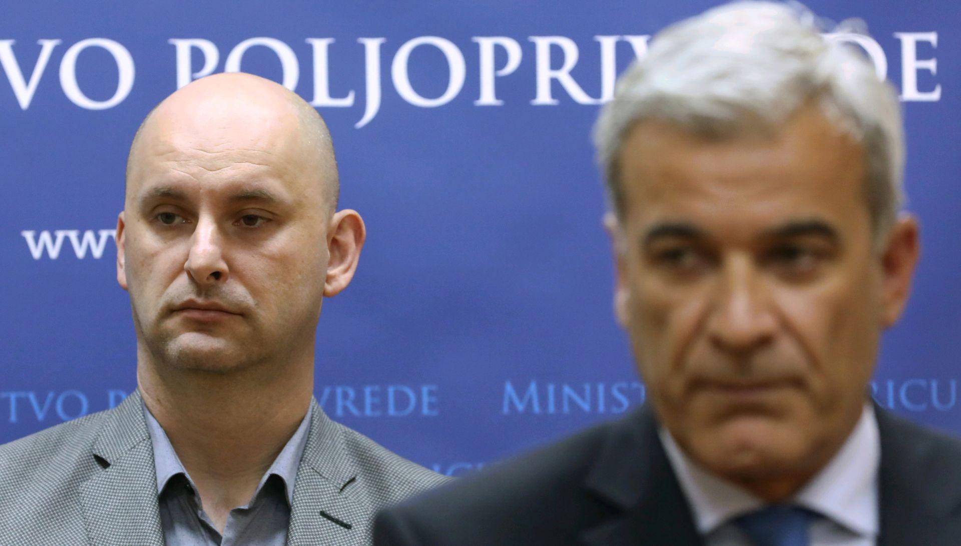 SASTANAK TOLUŠIĆA I RAMLJAKA 'Za dugove je kriv Todorić, moguće su tužbe'
