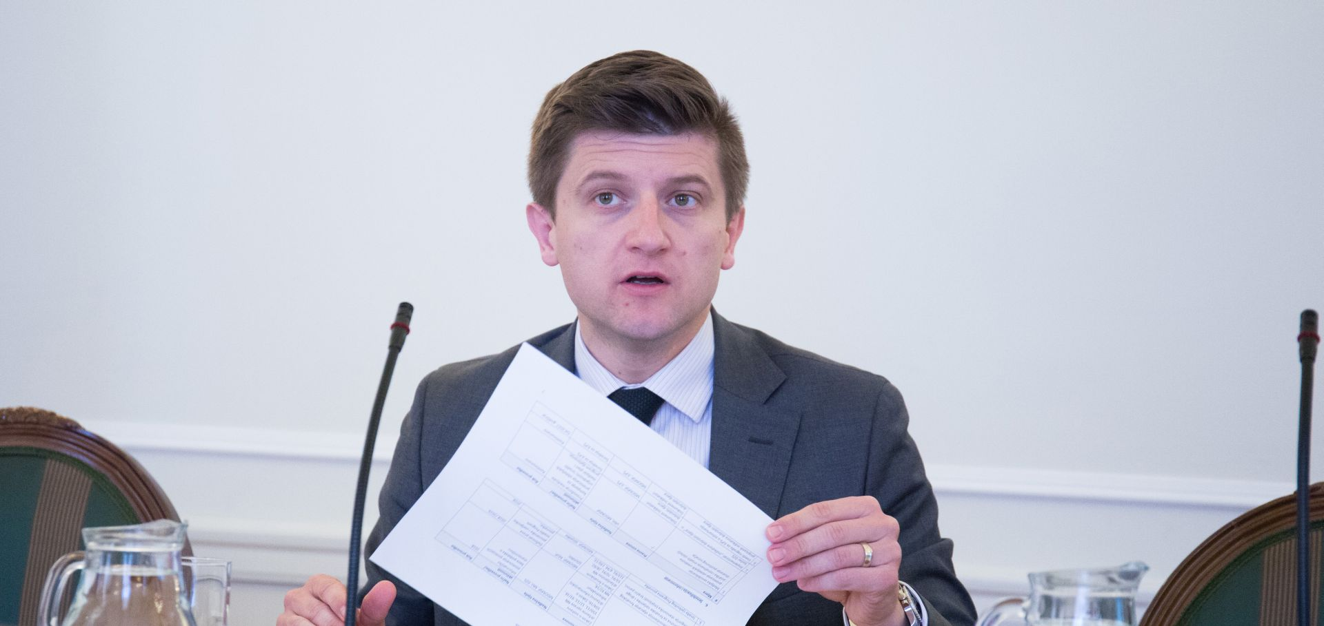 MARIĆ 'Preporuka EK je dokaz da smo na dobrom putu'