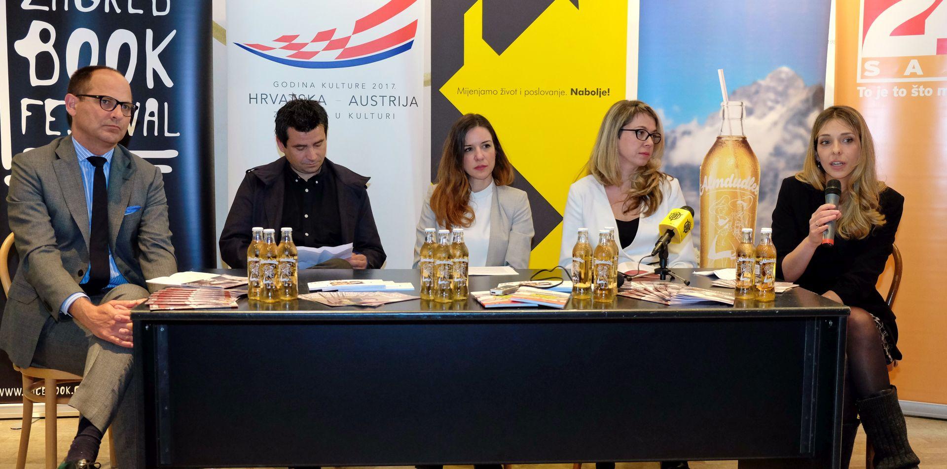 ZBF U ponedjeljak počinje Zagreb Book Festival