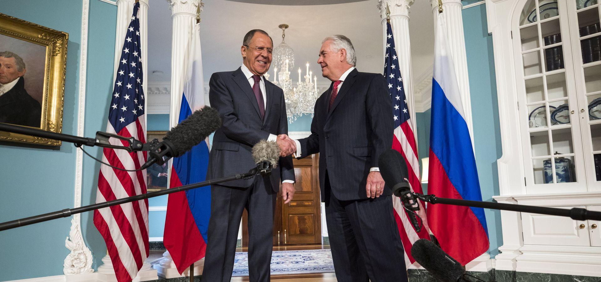 Tillerson i Lavrov se usuglasili oko Sjeverne Koreje
