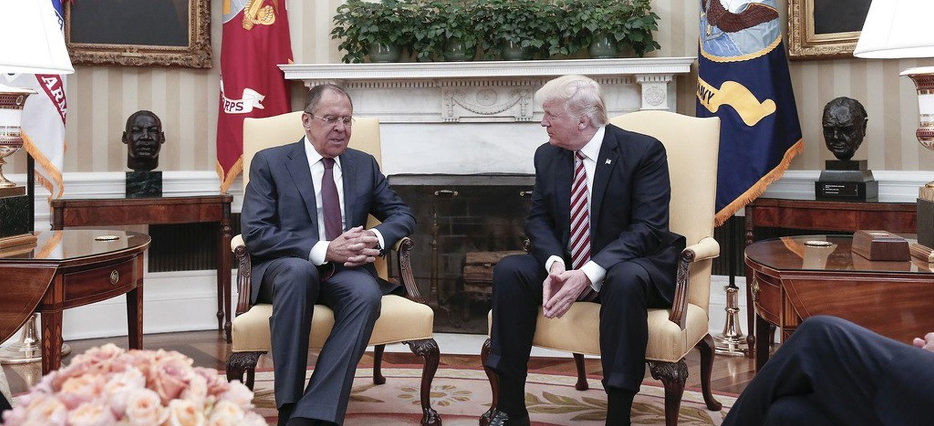 """LAVROV: """"Mi nećemo poduprijeti to što SAD pokušavaju napraviti"""""""