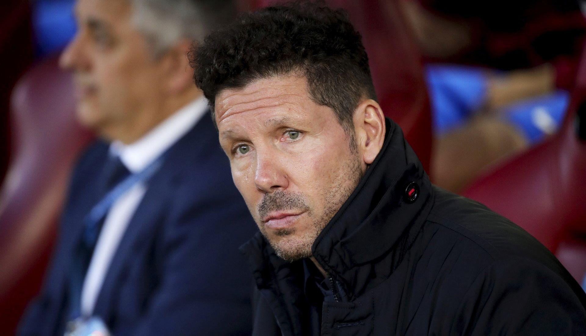 Simeone pretvara Atletico iz ratničke u ofenzivnu momčad