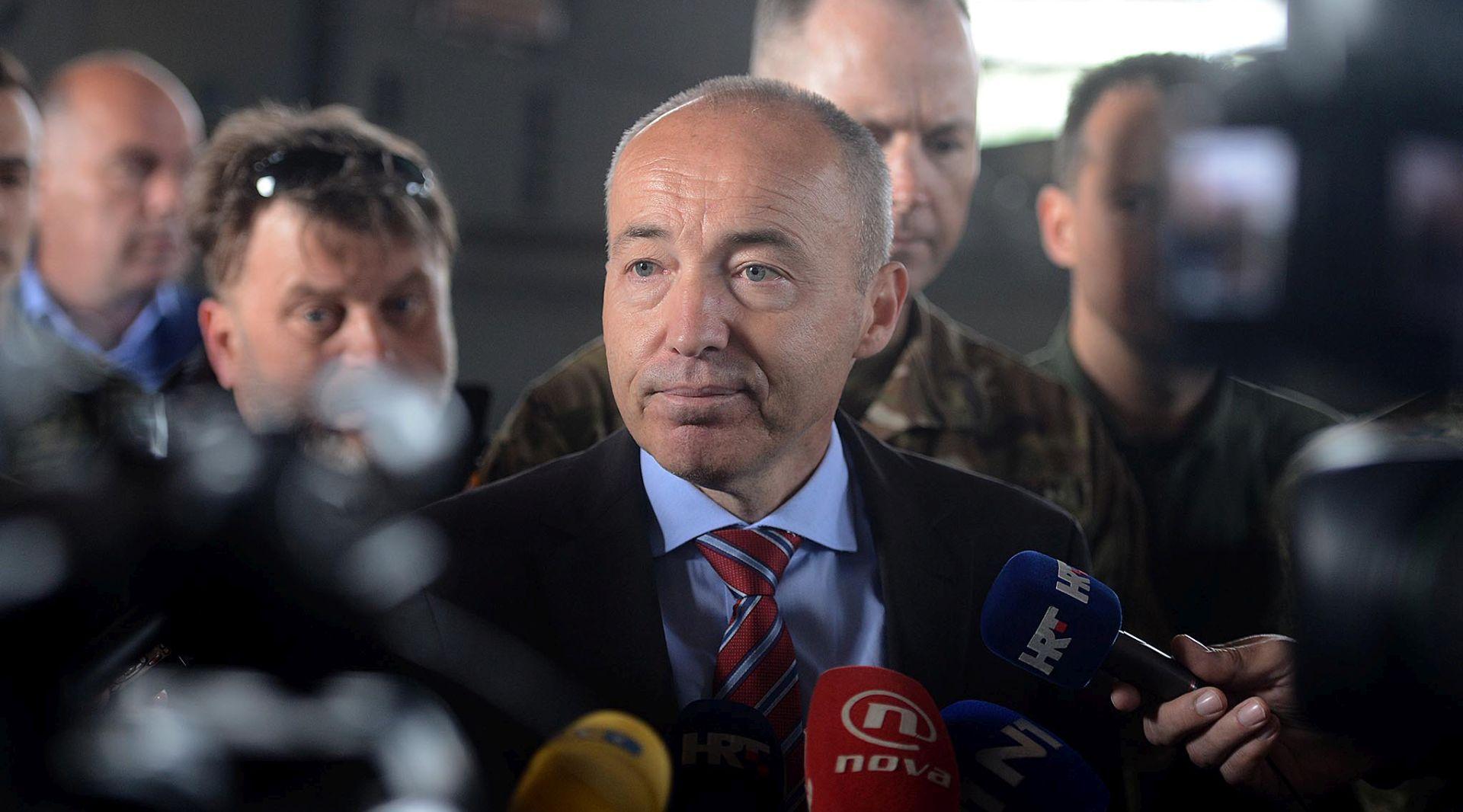 ZADAR Ministar Krstičević otkrio spomenik poginulim braniteljima