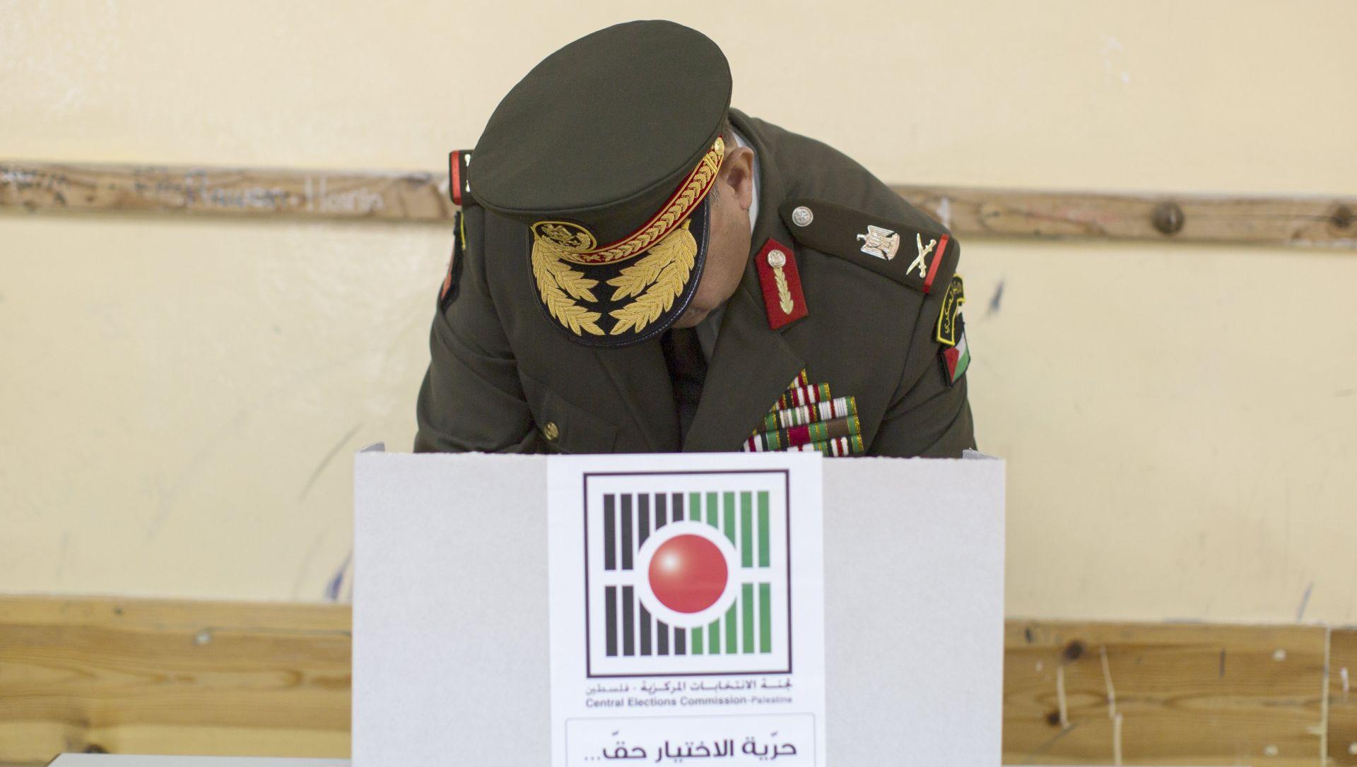Palestinci glasuju na lokalnim izborima
