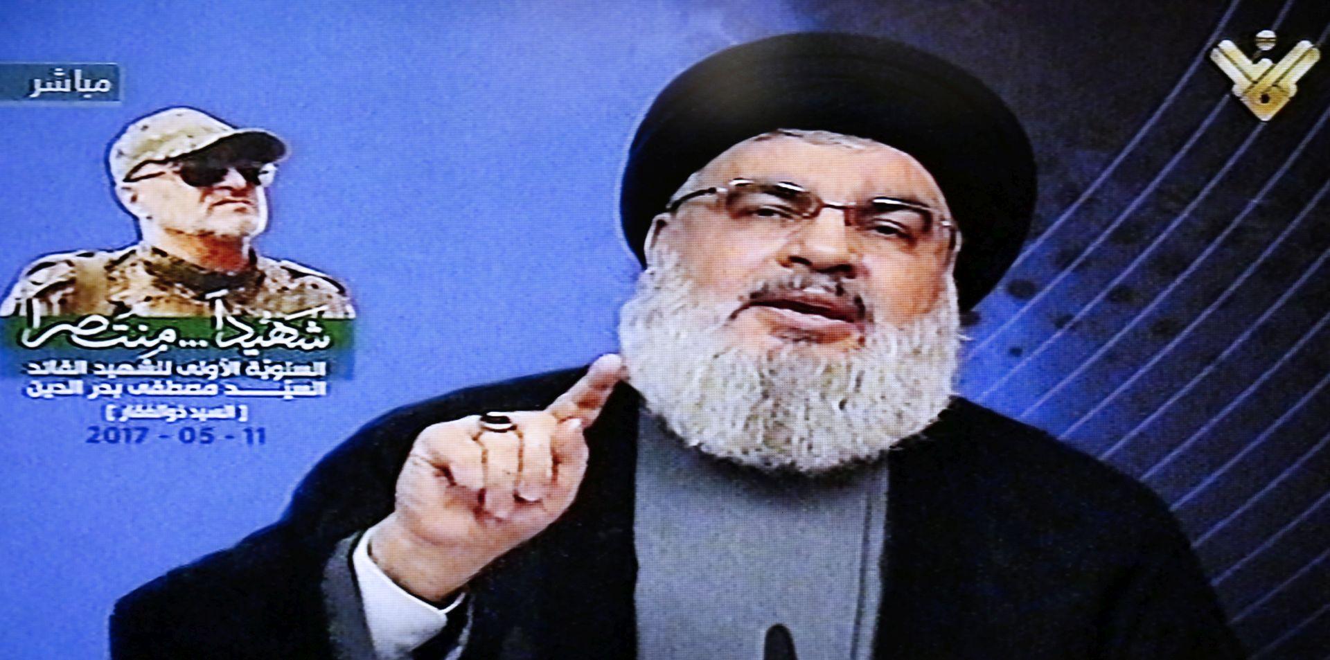 Hezbollah kaže da bi budući rat s Izraelom mogao biti na izraelskom teritoriju
