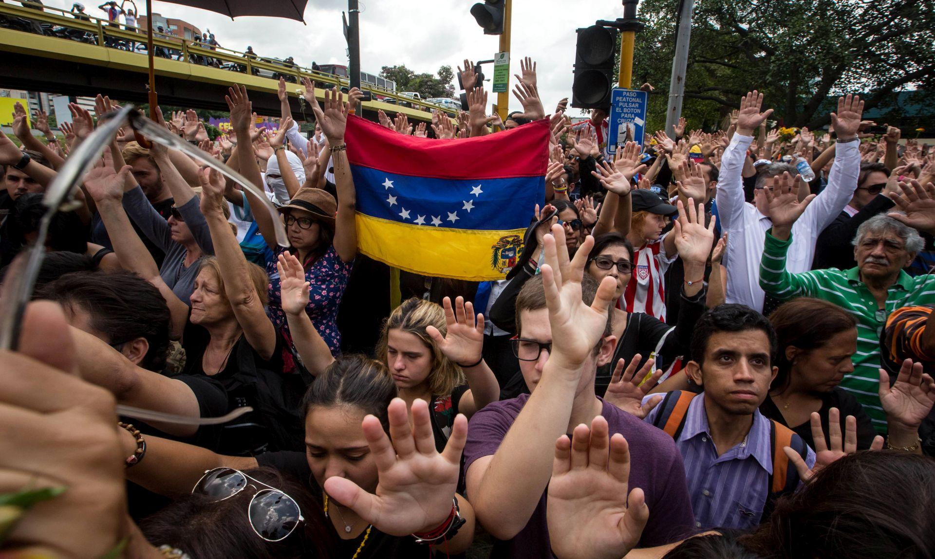 Egzodus iz Venezuele doseže kritičnu točku