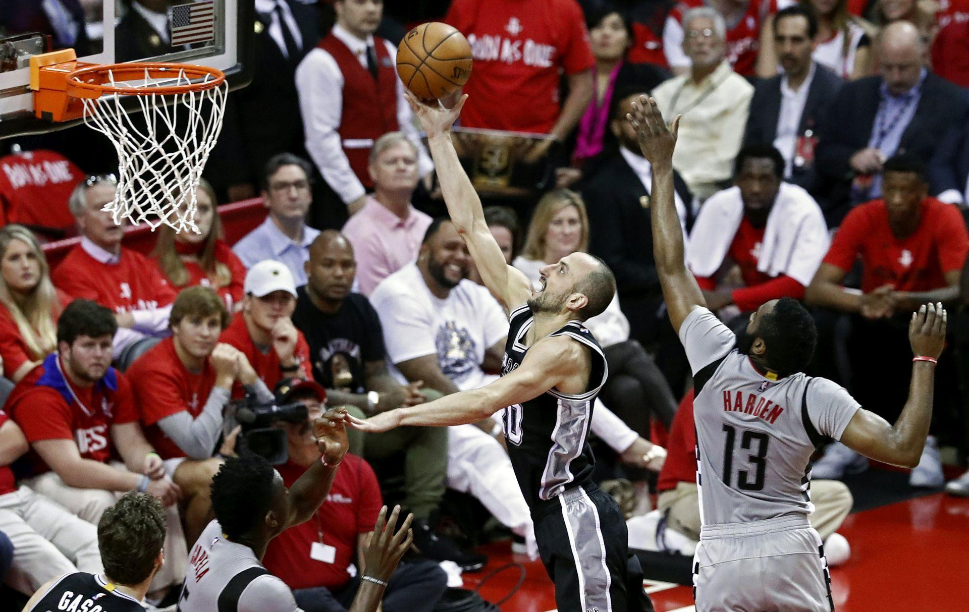 OMILJENI VETERAN 40-godišnji Manu Ginobili produžio s Spursima 16. sezonu zaredom
