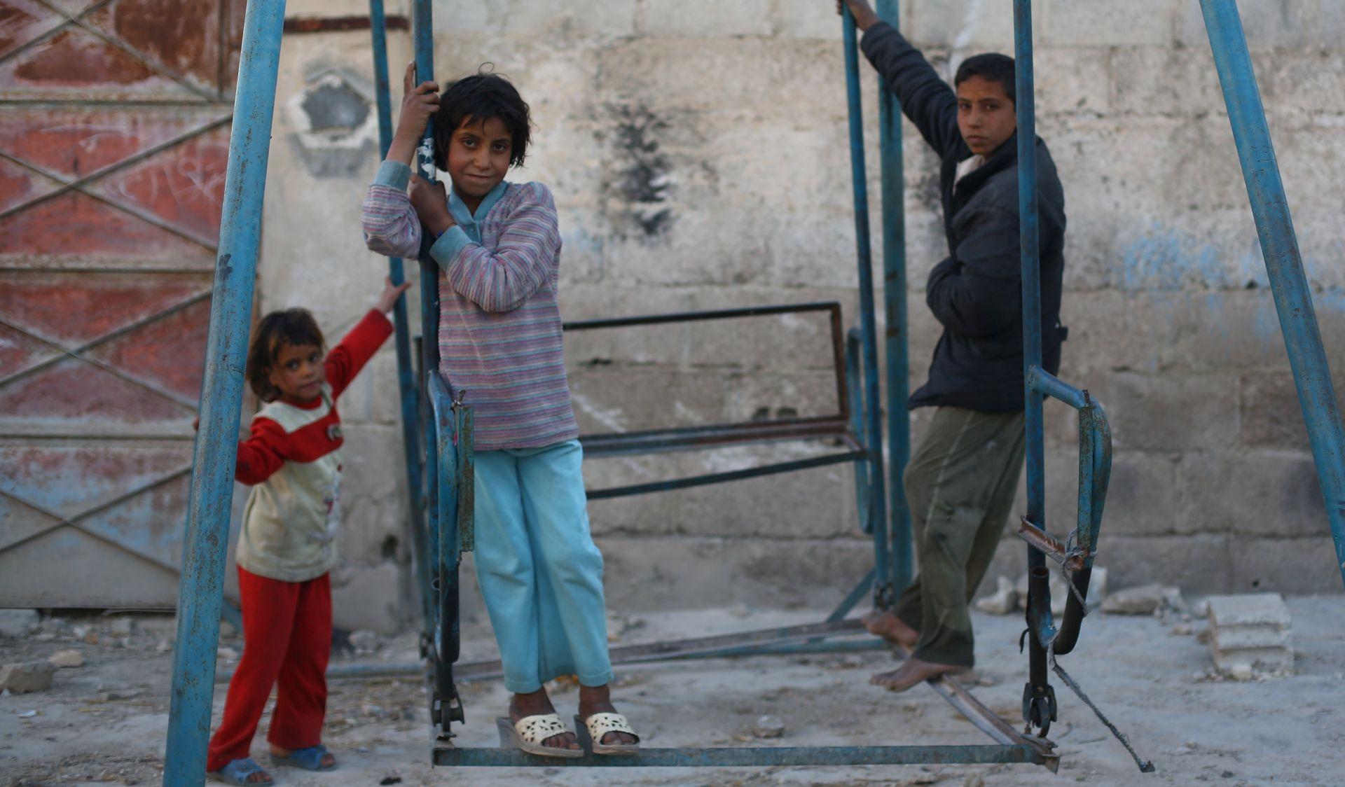 UNICEF Četvrtina djece u arapskom svijetu živi u siromaštvu