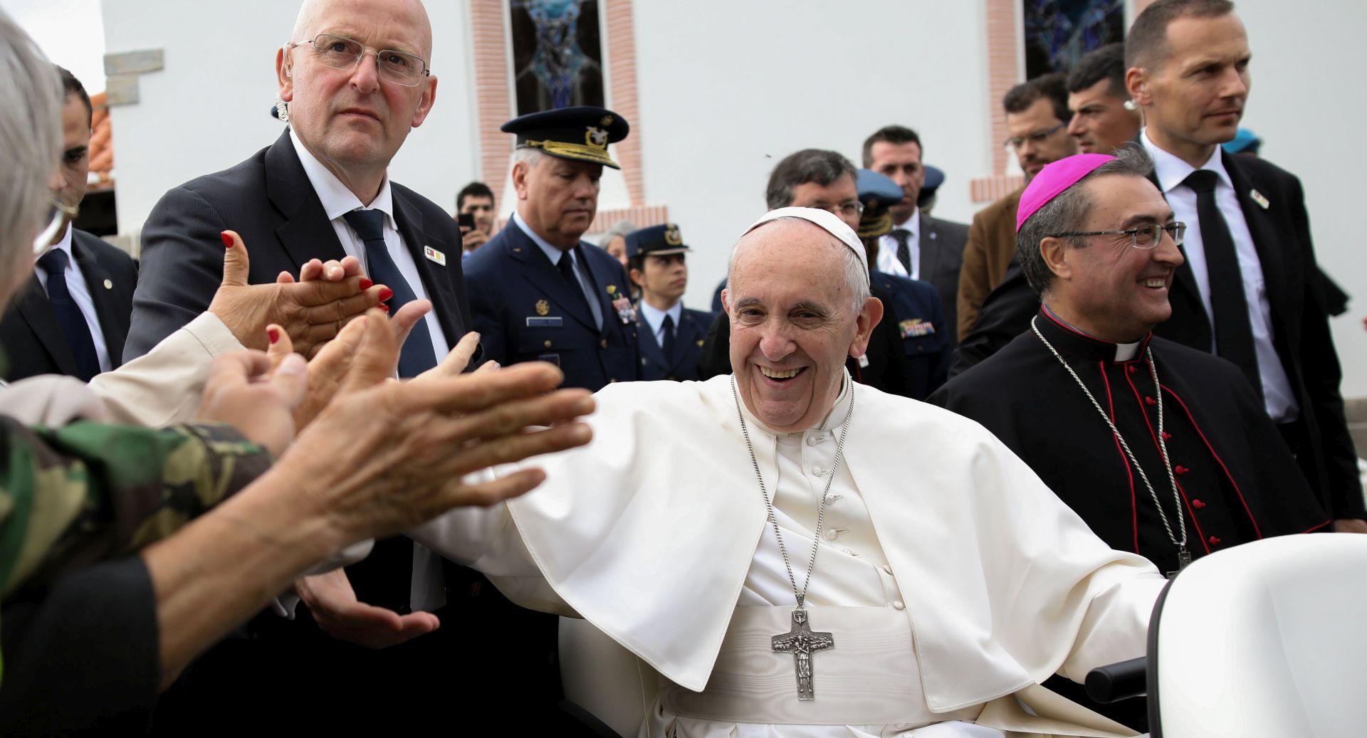 Papa provodi nedjelju s tisućama siromašnih u Vatikanu