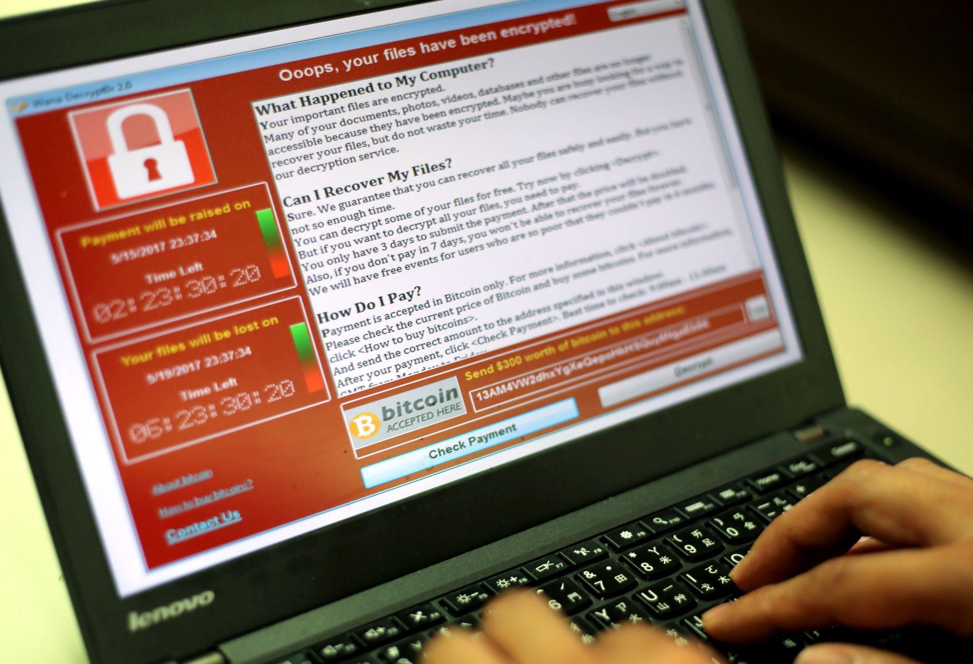 Masovni kibernetički napad pogodio gotovo stotinu zemalja