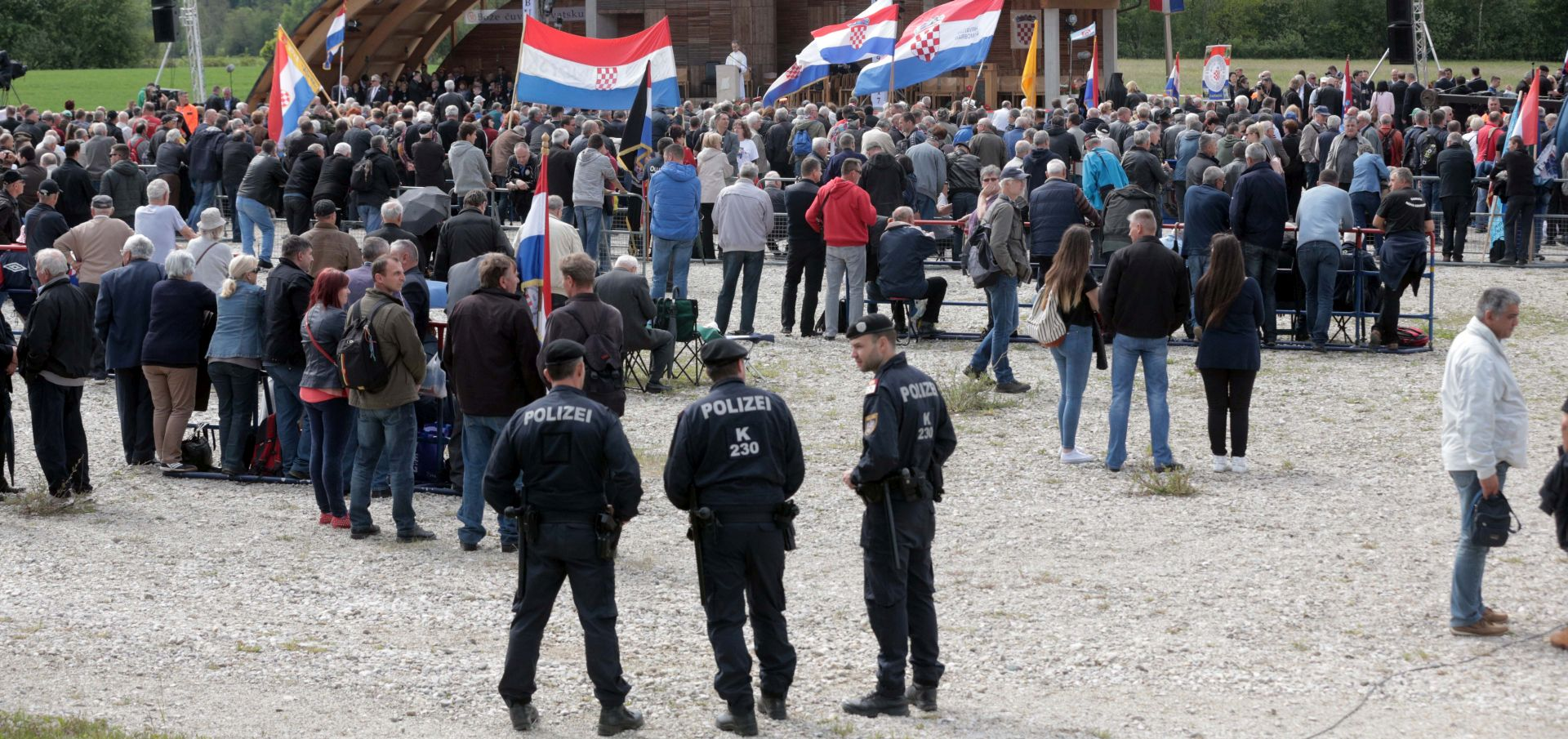 Austrijski antifašisti pokrenuli kampanju protiv okupljanja na Bleiburgu