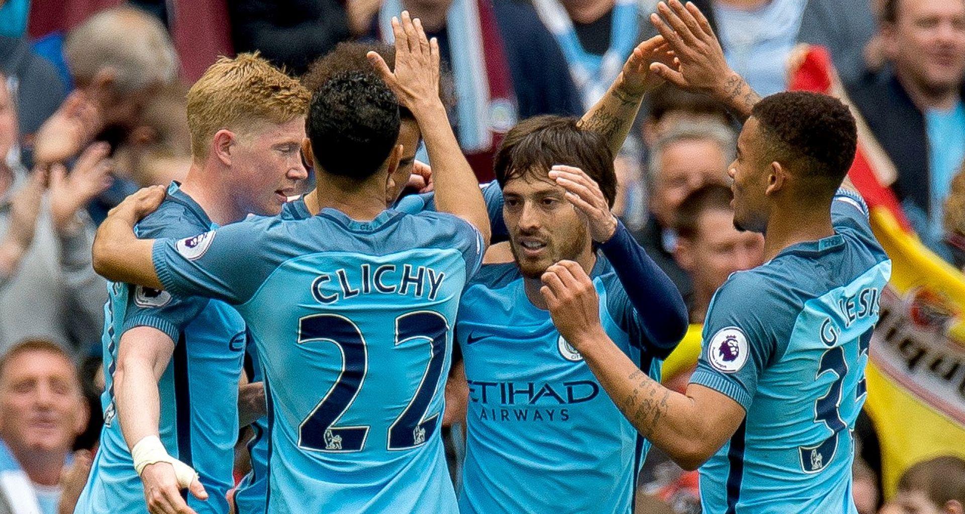 'Petica' Manchester Cityja