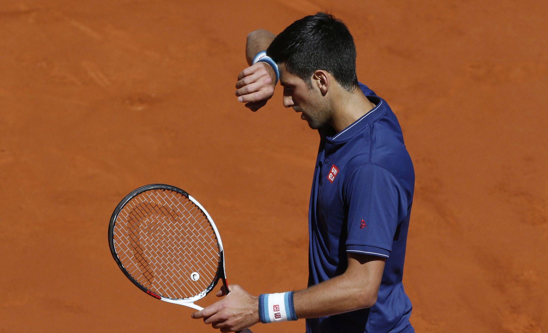 Roland Garros: Đoković u četvrtfinalu