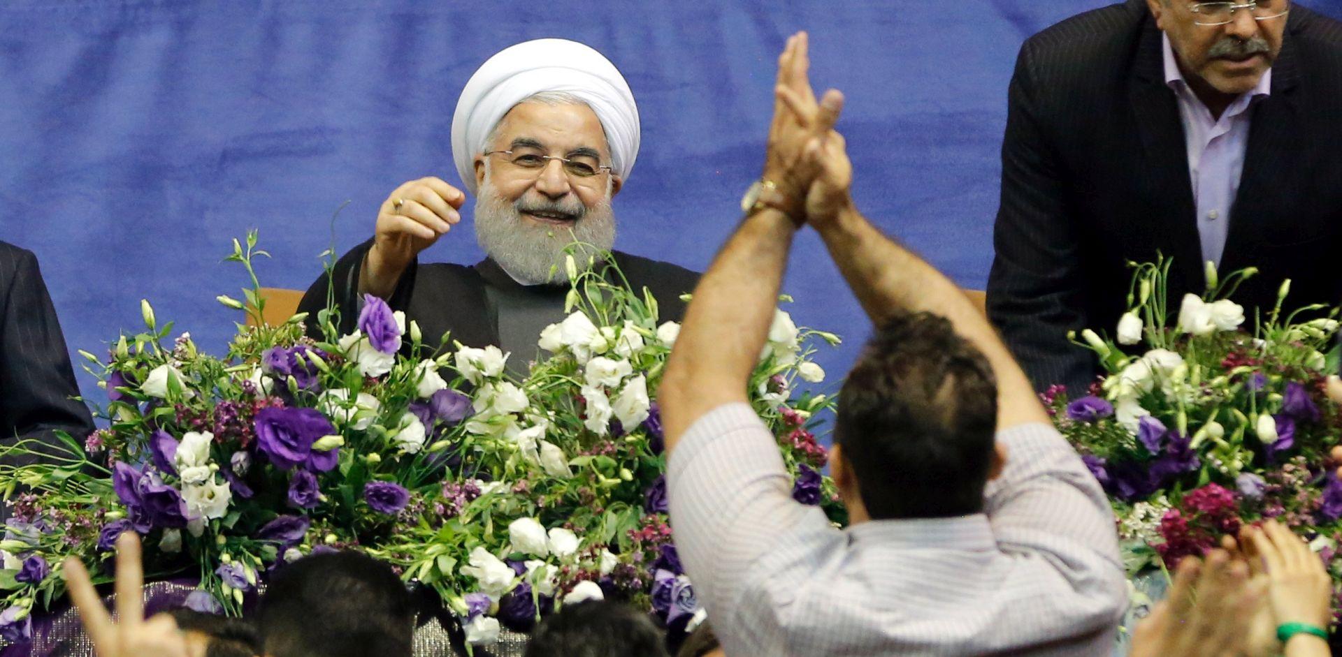 Rohani pobjednik predsjedničkih izbora u Iranu