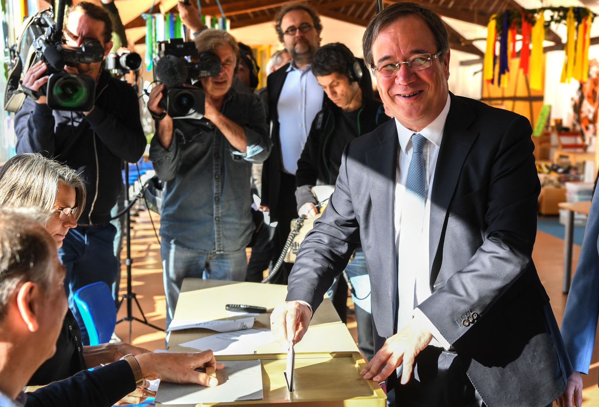 Počeli izbori u Sjevernoj Rajni – Vestfaliji, test za snage SPD-a