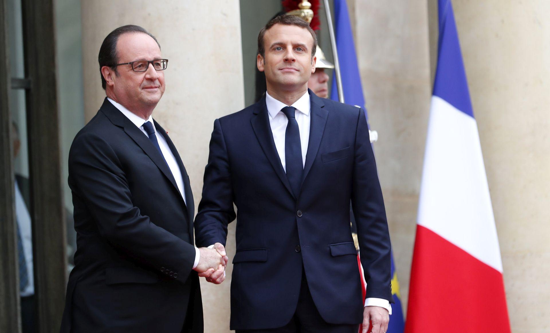 Emmanuel Macron postao novi francuski predsjednik