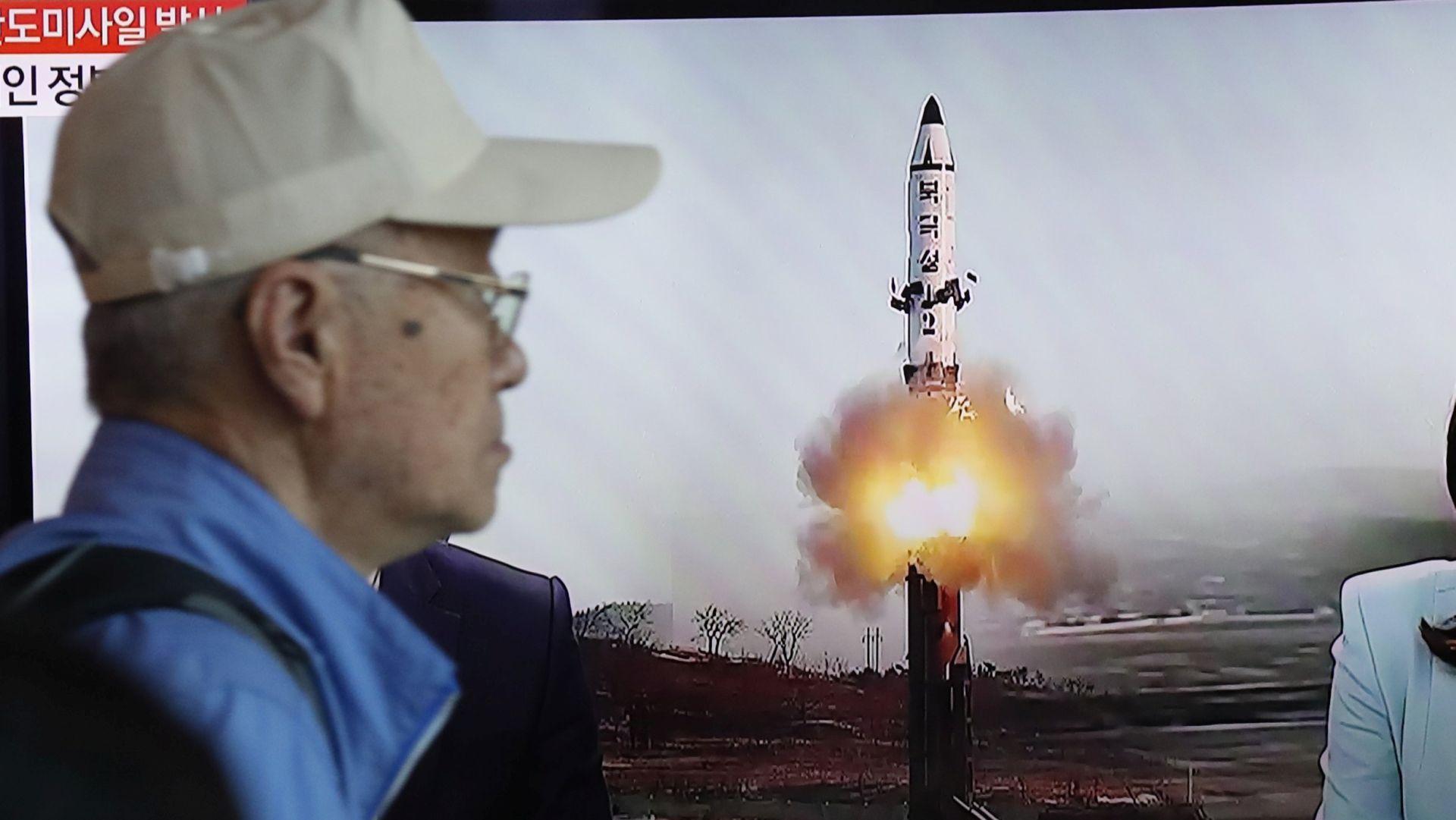 """SAD pripisuje lansiranje projektila """"paranoji"""" Kim Jong-una"""