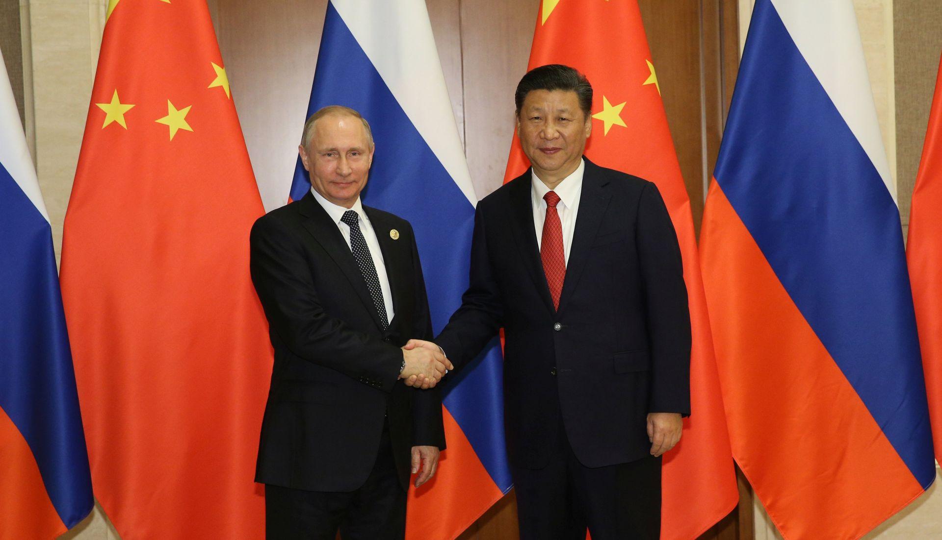 PUTIN 'Rusija i Kina koristit će vlastite valute u trgovinskoj razmjeni'