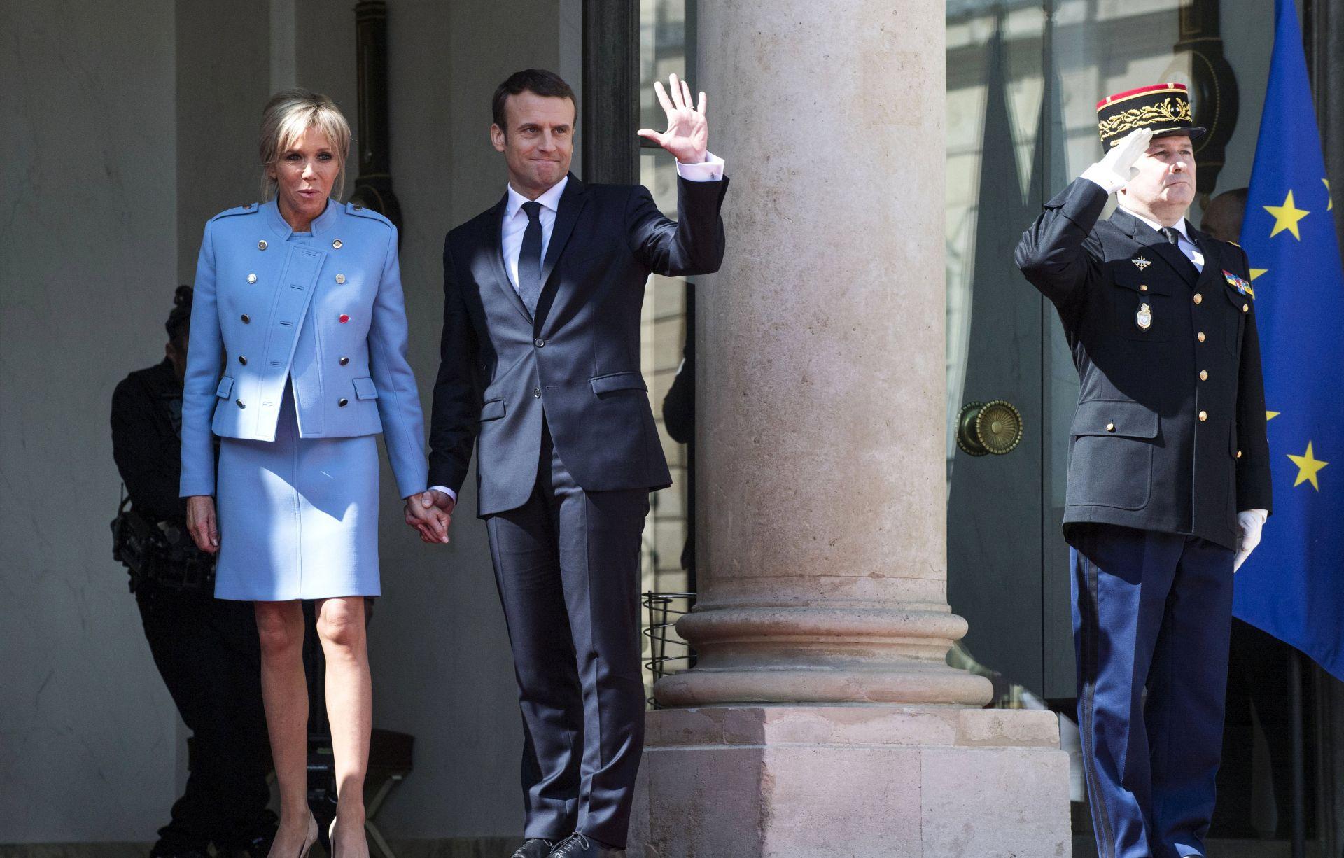 Macron nakon ulaska u Elizejsku palaču želi revitalizirati EU