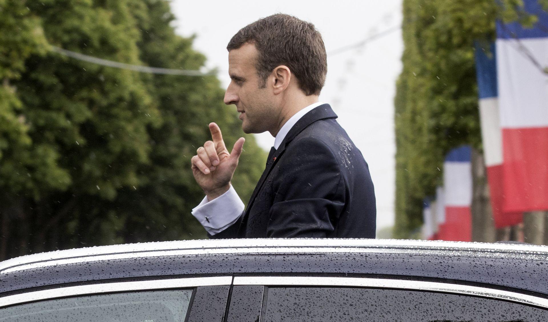 Macron izabrao članove svoje vlade