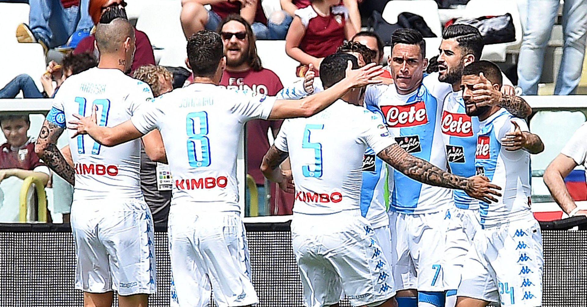 SERIE A 'Petarda' Napolija, četvrti uzastopni poraz Intera