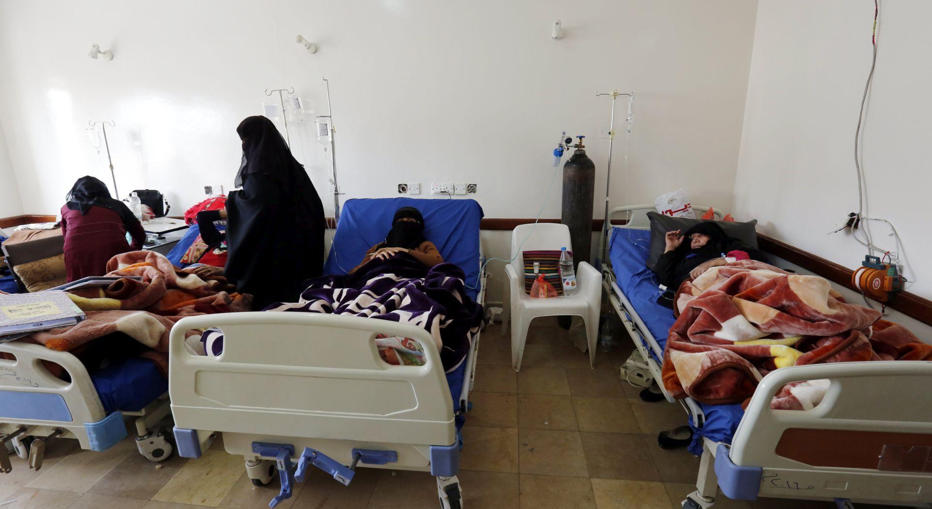 ICRC Kolera u Jemenu ubila najmanje 180 ljudi