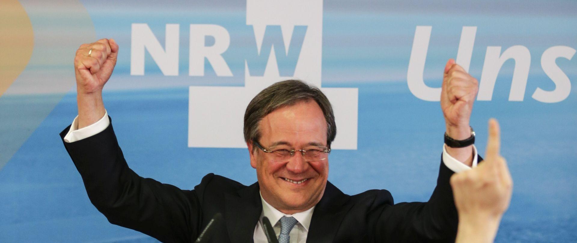 CDU pobjednik izbora u Sjevernoj Rajni-Vestfaliji