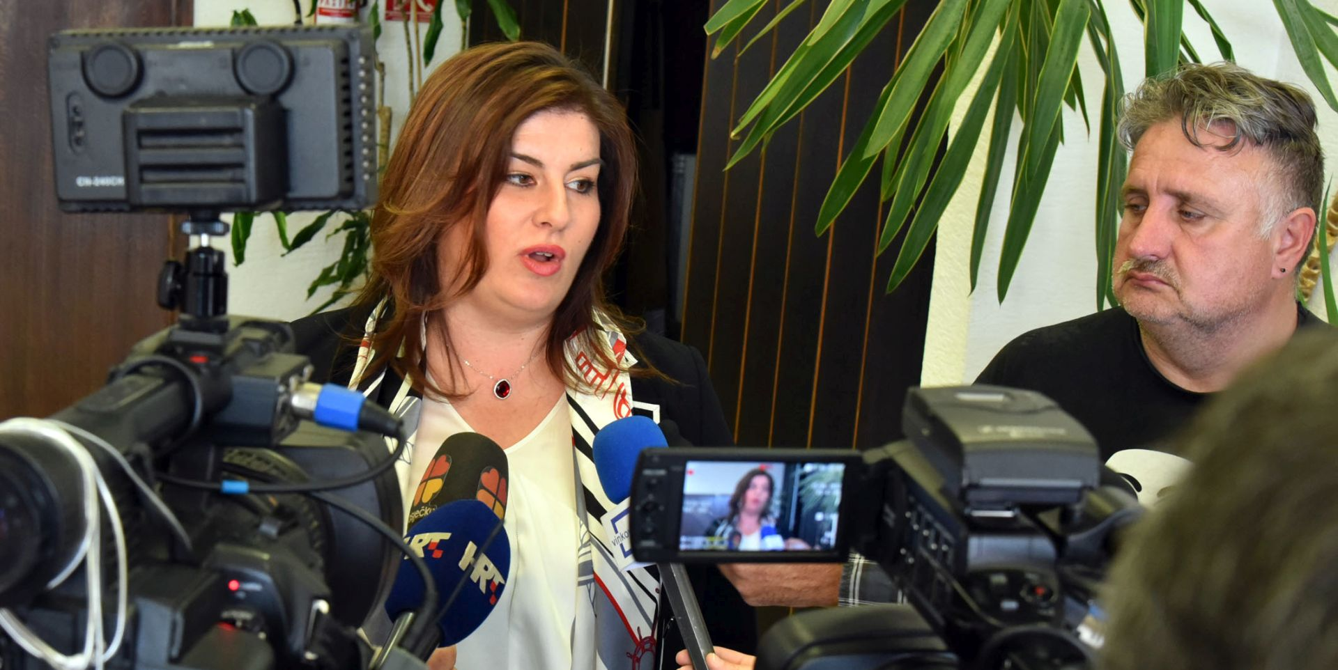 Ministrica Žalac za podjelu Hrvatske na pet statističkih regija