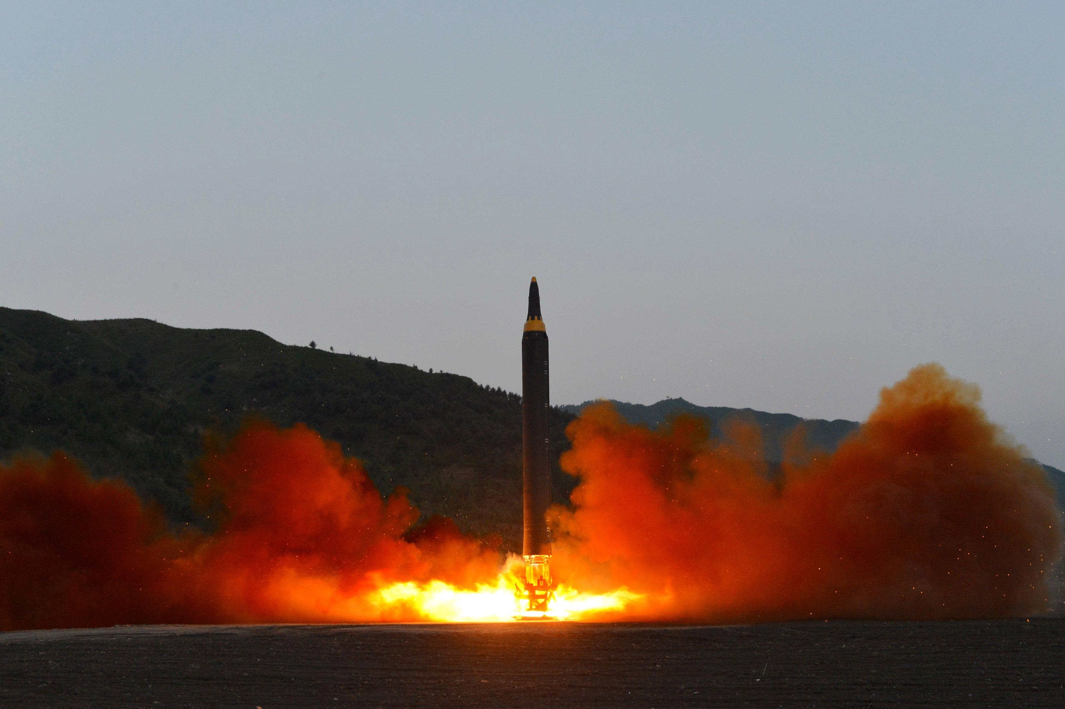 Sjeverna Koreja ispalila balističku raketu u more na istočnoj obali