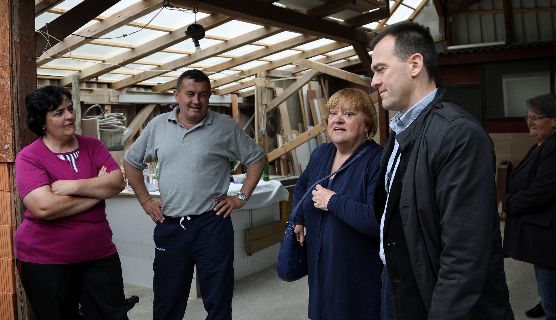 Mrak Taritaš u dijelu Zagreba gdje nema vodovoda i kanalizacije