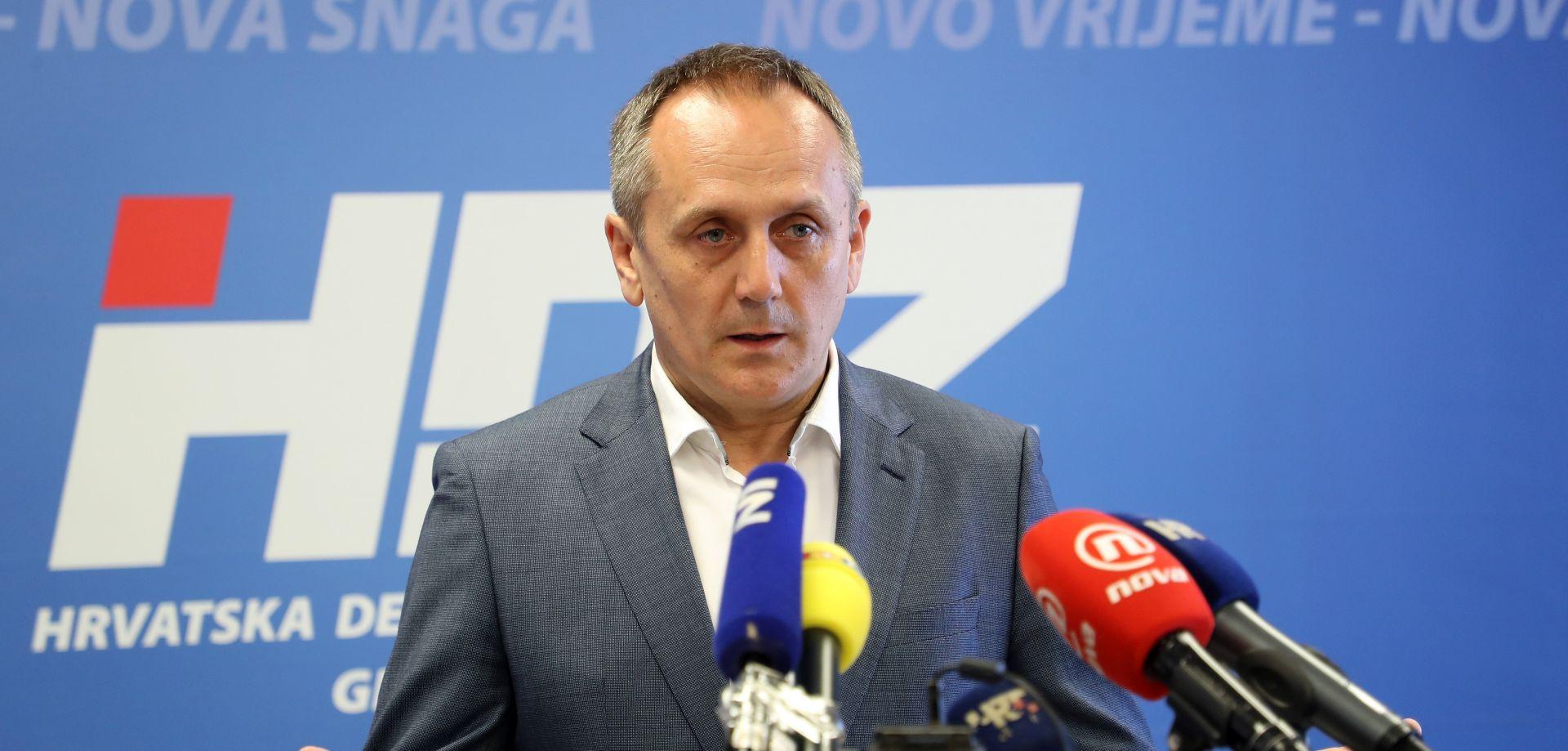 PRGOMET 'HDZ će biti najjača stranka u Gradskoj skupštini'